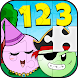 123 Dots: Learn to count numbers for kids