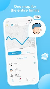 FamilyGo MOD APK: GPS locator (Premium Unlocked) 9