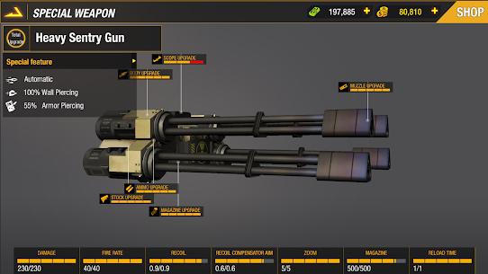 Beach War: Fight For Survival Mod Apk 0.0.9 (Mod Bullets) 7