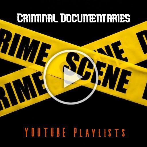 Criminal documentaries