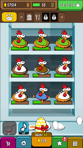 Rooster Booster - Idle Chicken Clicker 1.0 screenshots 3