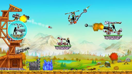 The Catapult 2: Grow Castleu30fbTower Defenseu30fbStickman  screenshots 20