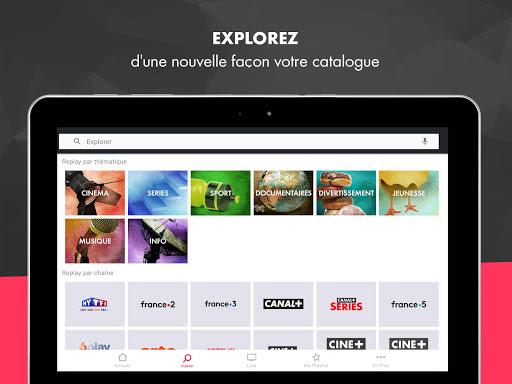 myCANAL, vos programmes en live ou en replay screenshots 10