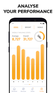 BetterMe: Walking for Weight Loss