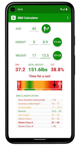 BMI Calculator  Screenshots 2