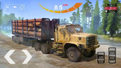 US Army Truck Simulator - US Army Simulator 2020 screenshots 3