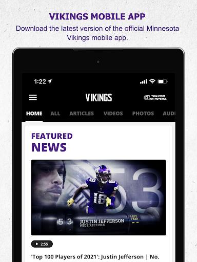 Minnesota Vikings Mobile android2mod screenshots 17