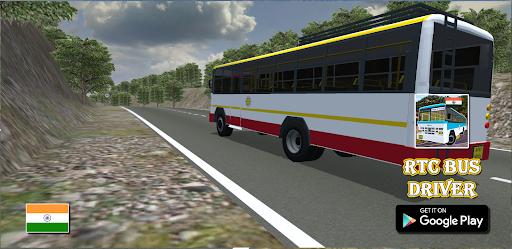 RTC Bus Driver - Tirupati Apkfinish screenshots 4