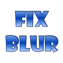 Fix Photo Blur
