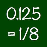 Decimal to Fraction Converter Calculator