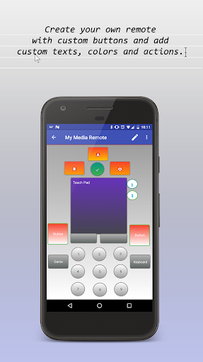 Foto do Remote Mouse Keyboard and More