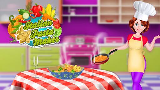 Italian Pasta Maker: Cooking Continental Foods apktram screenshots 18