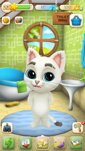 Oscar the Cat - Virtual Pet screenshots 1