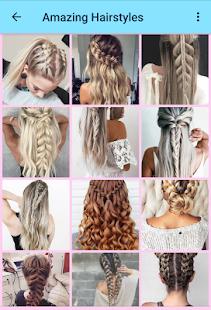 Women Hairstyles Ideas 3.0.0 screenshots 2