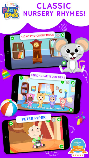 FirstCry PlayBees Play & Learn Kids and Baby Games 2.2 screenshots 6