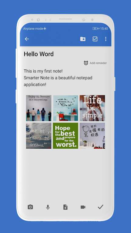 Smart Note - Notes, Notepad, Todo, Reminder, Free  poster 13