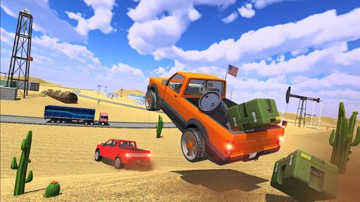 Offroad Pickup Truck Simulator  Screenshots 2