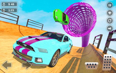 Mega Ramp Car Simulator – Multiplayer Racing Games 2