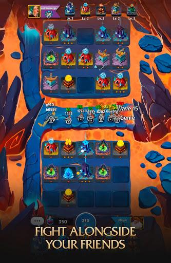 Random Clash - Epic fantasy strategy mobile games  screenshots 3