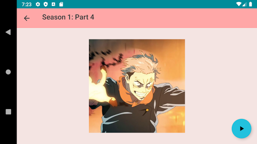 Jujutsu Kaisen Trivia 1.8 Screenshots 5