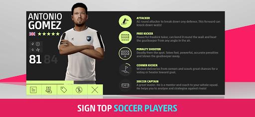 SEASON Pro Football Manager - Football Management 4.1.17 Screenshots 11