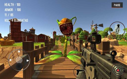 Monster Killing City Shooting III Trigger Strike 1.0.1 screenshots 6