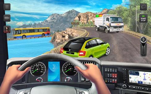 Euro Heavy Truck Drive – Driving Simulator 2019 1.9.7 Mod + Data Download 2