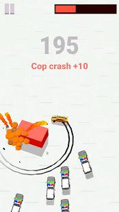 Police Drift Racing