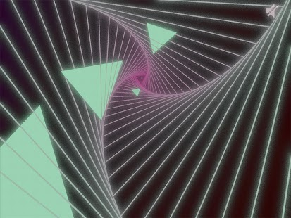 Trigono - geometric brain boiling adventure Screenshot