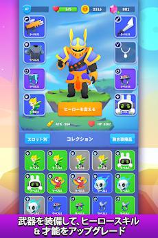 Bullet Knight: ローグライク弾幕シューティング • ハマる、果てしなきゲームのおすすめ画像3