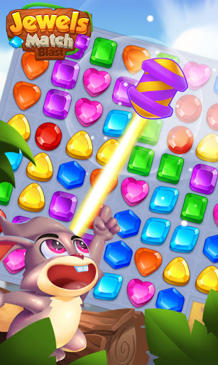 Jewels Match Blast - Match 3 Puzzle Game android2mod screenshots 4