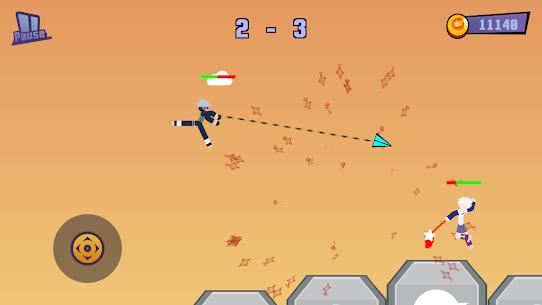 Supreme Stickman Fighter Mod Apk (Unlock All Items/No Ads) 2