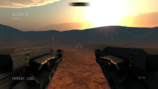 Cold Planet Z : Shooting Dead Hack for Android and iOS 2