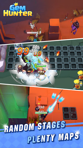 Code Triche Gem Hunter APK MOD (Astuce) screenshots 1