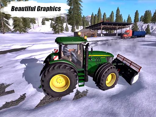 Heavy Duty Tractor Farming Driving Simulator 2020 1.0 Screenshots 1