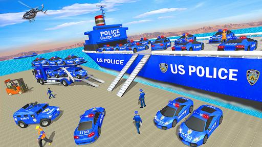 Grand Police Transport Truck 1.0.24 Screenshots 7