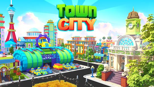 Town City MOD Apk 2.3.3 (Unlimited Money) 1