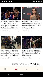 MMA News – UFC News Apk Download 2021 3