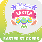 Happy Easter Stickers For Whatsapp