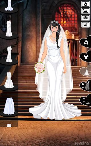 Sweet Vampire Wedding dress up  screenshots 2