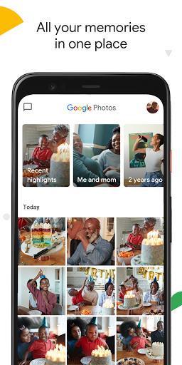 Google Photos 5.20.0.343901920 screenshots 1