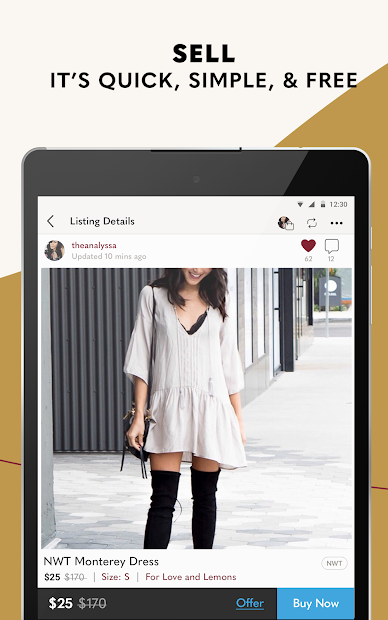 Poshmark - Buy & Sell Fashion screenshot 8