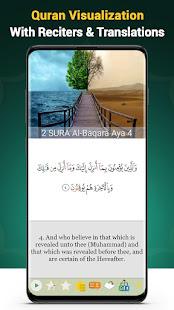 Quran Majeed u2013 u0627u0644u0642u0631u0627u0646 u0627u0644u0643u0631u064au0645: Prayer Times & Athan 5.5.5 Screenshots 6