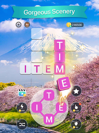 Word Ease - Crossword Puzzle & Word Game screenshots 13