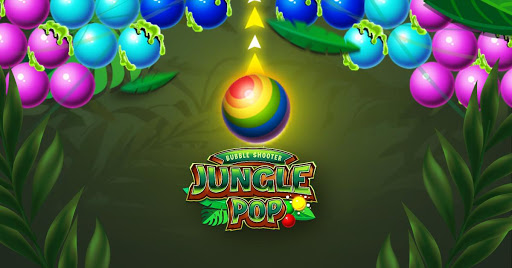 Bubble Shooter: Jungle POP 1.1.0 screenshots 7