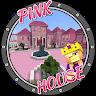 Pink Princess House Map + Doll Skins game apk icon