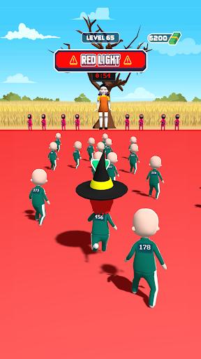 Squid : Red Light Green Light Game apkdebit screenshots 3