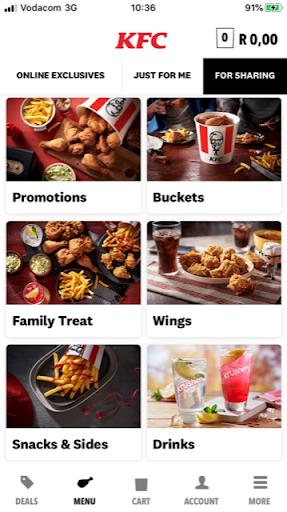 KFC South Africa 1.18 Screenshots 5