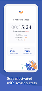 Flipd Focus & Study Timer Screenshot