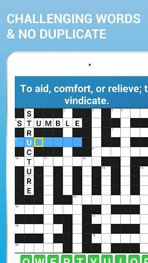 Crossword Puzzle Free Classic Word Game Offline 3.8 screenshots 10